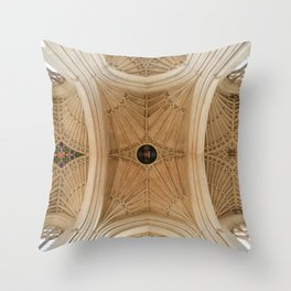 Abbey Ceiling Throw Pillow