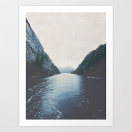 silence II Art Print