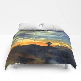 AZ Sunset Comforters