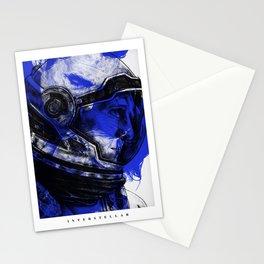 Interstellar - Movie Inspired Art Stationery Cards