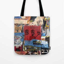 Gun Club Psychology Tote Bag