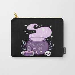 Witch Cauldron Carry-All Pouch