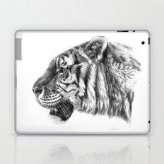 Tiger profile G077 Laptop & iPad Skin