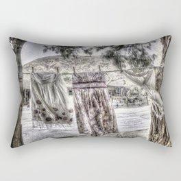 Klær til tørk Rectangular Pillow