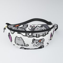 Cat and kitten 5 Fanny Pack