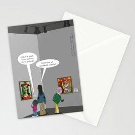 Los porqués de Joaquim - Picasso Stationery Cards