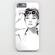 Audrey Hepburn - Summer girl Slim Case iPhone 6s