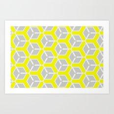 Van Peppen Pattern Art Print