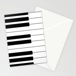 Piano Keys - Music Stationery Cards