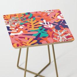 Matisse Pattern 006 Side Table