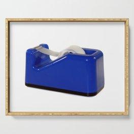 Tape Dispenser Serving Tray