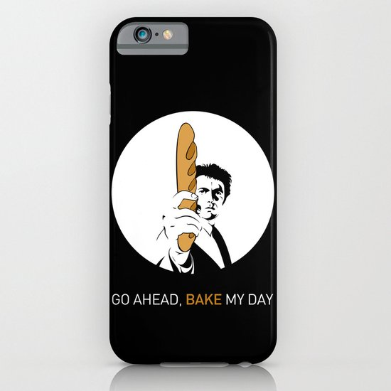 Go ahead, bake my day II iPhone & iPod Case
