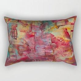 Swinging Through Rectangular Pillow