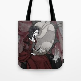 The Mirror of your Soul Tote Bag