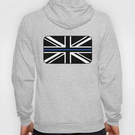 Thin Blue Line UK Flag Hoody