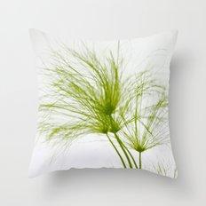 Papyrus - JUSTART (c) Throw Pillow
