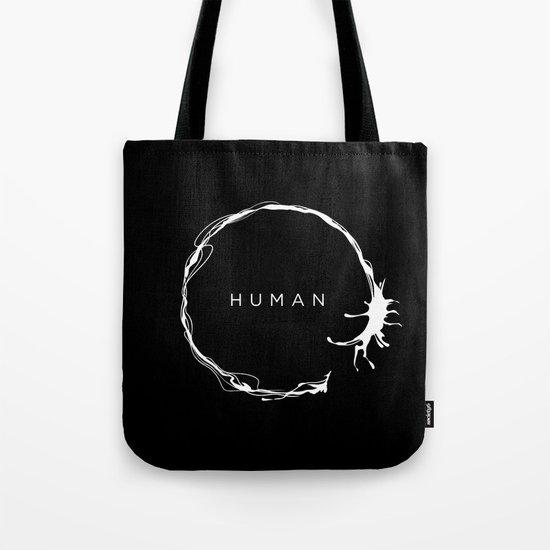 HUMAN II Tote Bag