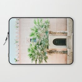 "Travel photography print ""Magical Marrakech"" photo art made in Morocco. Pastel colored. Laptop Sleeve"