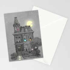 Haunted by the 80's Stationery Cards