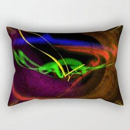 Una via ad caelum Rectangular Pillow