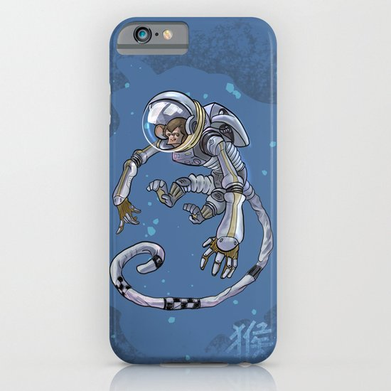 Astro Zodiac Force 09: Monkey iPhone & iPod Case