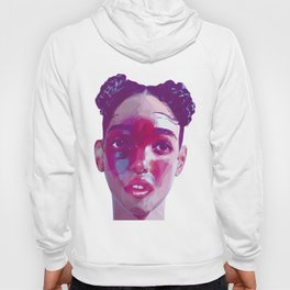 FKA Twigs Low Poly Collection Hoody