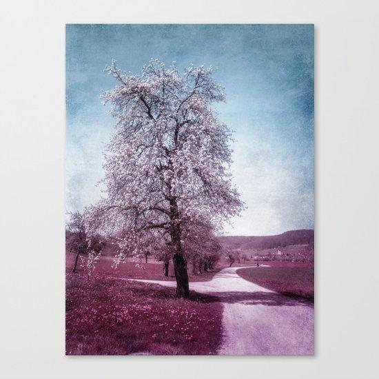 FLEURISSANTE Canvas Print
