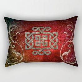 The celtic knot Rectangular Pillow
