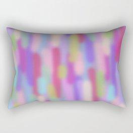 Purple lights Rectangular Pillow