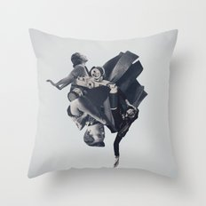 Constant Illumination Throw Pillow