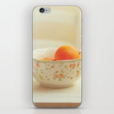 Tasty afternoon iPhone & iPod Skin