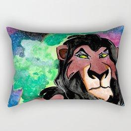 Scar, be prepared Rectangular Pillow