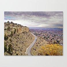 Zimmerman Trail Canvas Print