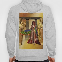 Wonderful egyptian women Hoody