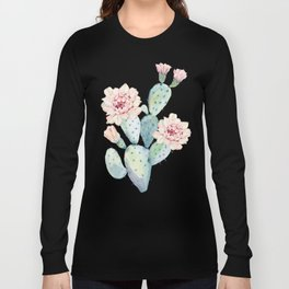 The Prettiest Cactus Long Sleeve T-shirt