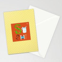 Feed Me- Sushi3 Stationery Cards