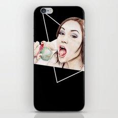 Sasha Grey iPhone & iPod Skin
