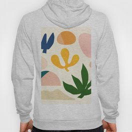 Abstraction_Floral_001 Hoody