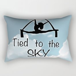 """Aeiralist """"Tied to the Sky"""" Graphic Rectangular Pillow"""