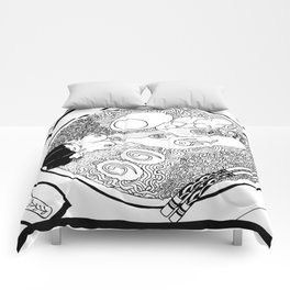 Vancouver Special Comforters