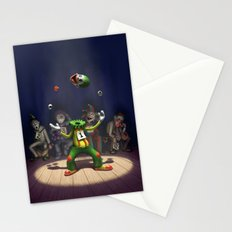 A Hard Act to Follow Stationery Cards
