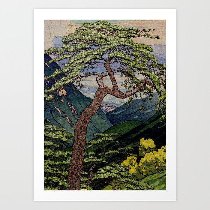 The Downwards Climbing Kunstdrucke