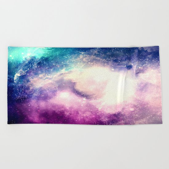 New Horizons Beach Towel