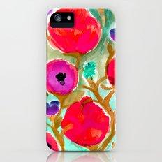 Fiona Flower iPhone (5, 5s) Slim Case