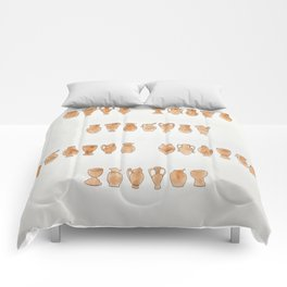 Greek Vases Comforters