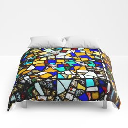 Beauty in Brokenness Andreas 3 Comforters