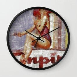Point of Despair Wall Clock