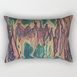 Unknown Immortal Species (The Door of Transcendence) Rectangular Pillow