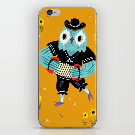 The Animal Jamboree iPhone & iPod Skin