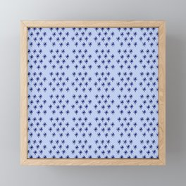Stars 20 Framed Mini Art Print